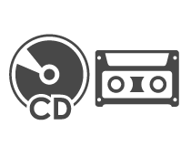 CDカセットプレイヤー